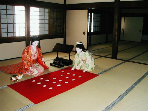 Japanese Castle Explorer Photos Of Japanese Castle Interiors