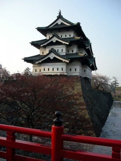 Hirosaki Castle Construction Hirosaki Castle